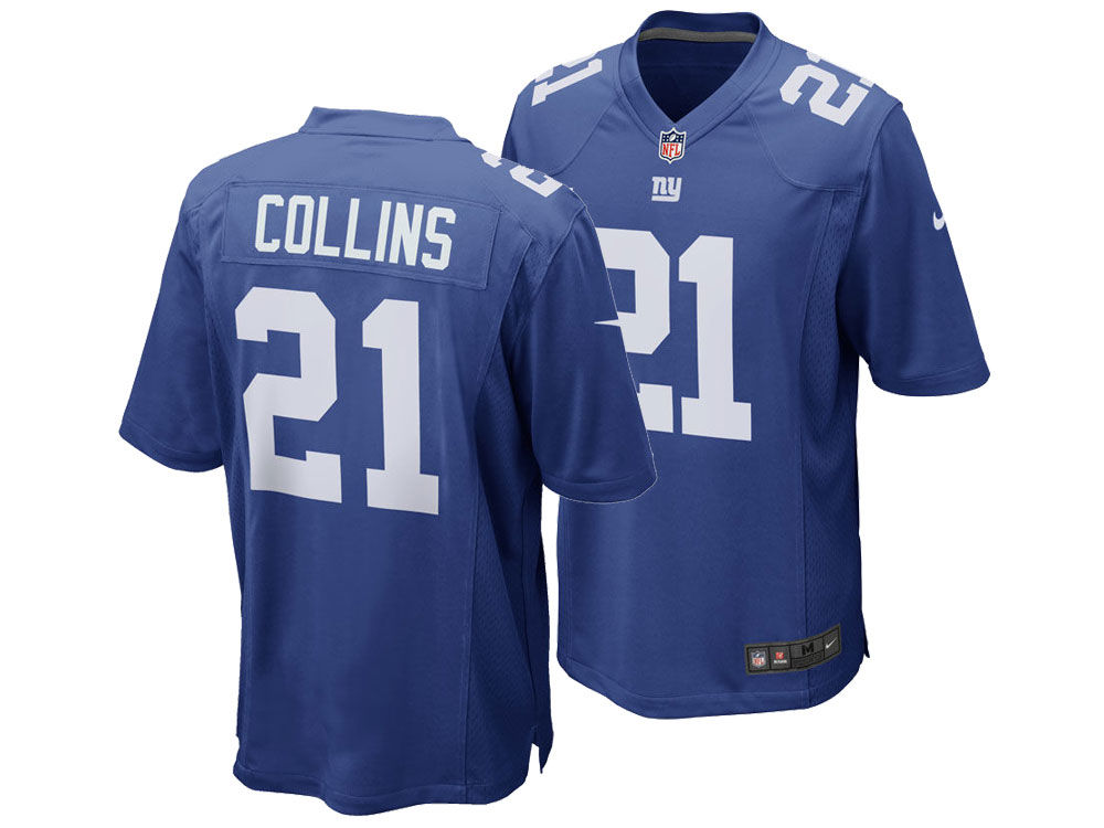 New York Giants Landon Collins Nike NFL Men s Game Jersey  4e35ce670