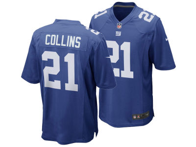New York Giants Landon Collins Nike NFL Men's Game Jersey