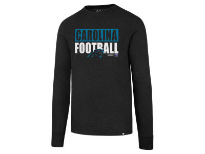 Carolina Panthers '47 NFL Men's Stacked Box Long Sleeve T-Shirt