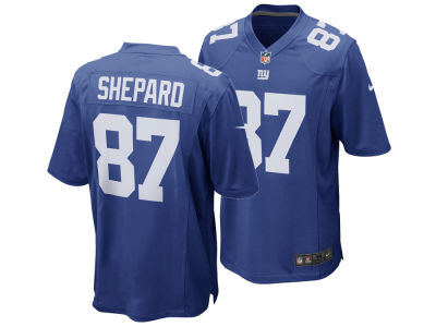 New York Giants Sterling Shepard Nike NFL Men's Game Jersey