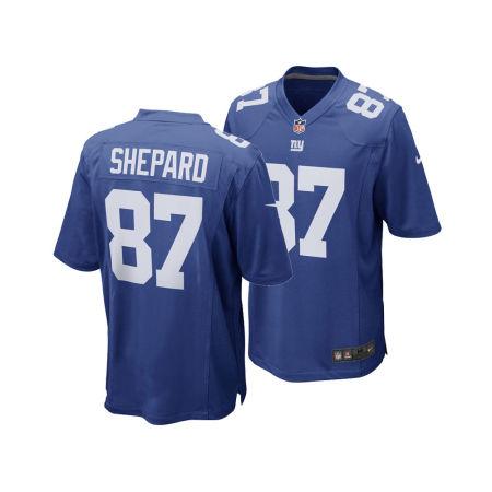 New York Giants Sterling Shepard Nike NFL Men's Game Jersey