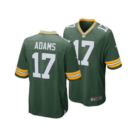 Green Bay Packers Davante Adams Nike NFL Men's Game Jersey
