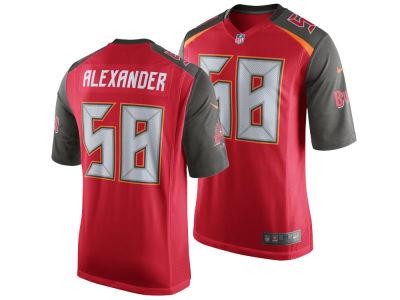 Tampa Bay Buccaneers Kwon Alexander Nike NFL Men s Game Jersey 237173787