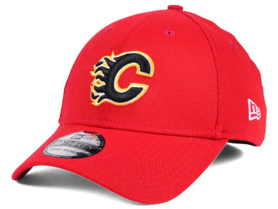Calgary Flames New Era NHL Team Classic 39THIRTY Cap