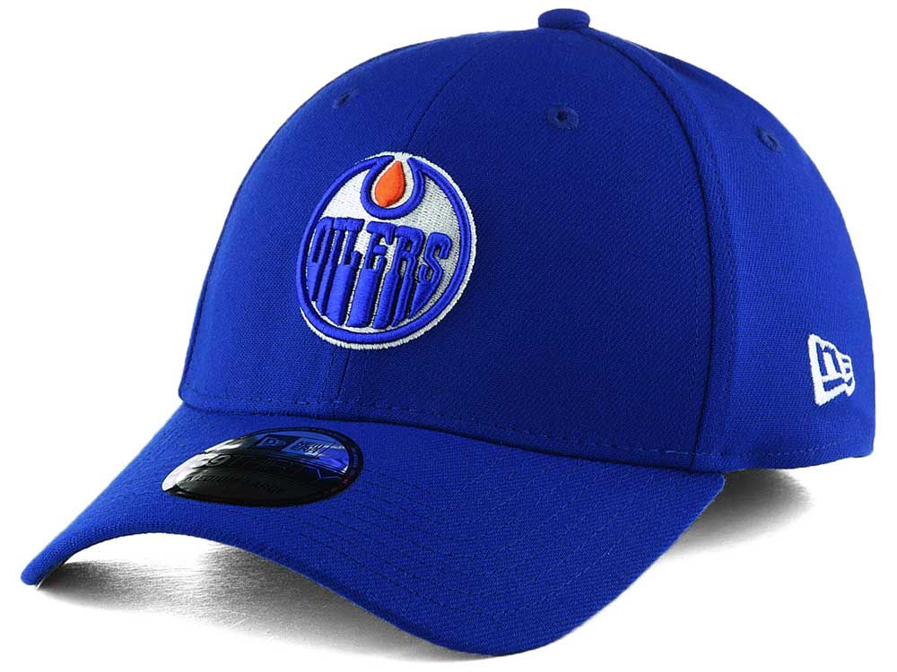 Edmonton Oilers New Era NHL Team Classic 39THIRTY Cap 03cda1e5fce