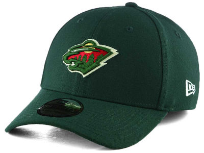 Minnesota Wild New Era NHL Team Classic 39THIRTY Cap