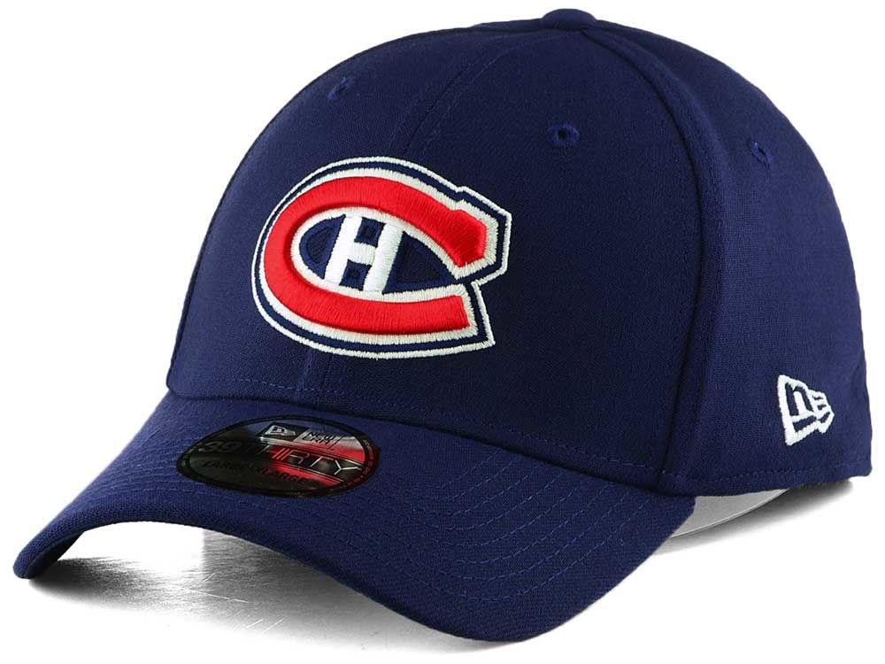 Montreal Canadiens New Era NHL Team Classic 39THIRTY Cap  900789f60