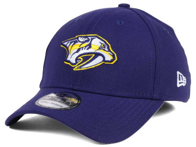 Nashville Predators New Era NHL Team Classic 39THIRTY Cap