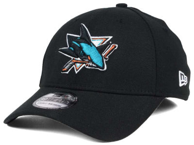 San Jose Sharks New Era NHL Team Classic 39THIRTY Cap