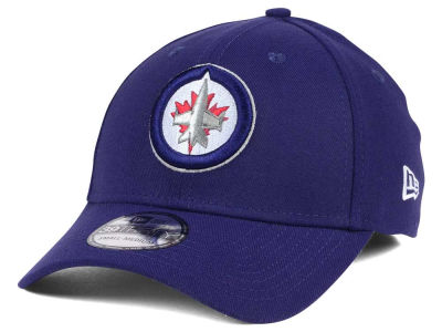 Winnipeg Jets New Era NHL Team Classic 39THIRTY Cap