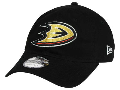 Anaheim Ducks New Era NHL Relaxed 9TWENTY Strapback Cap