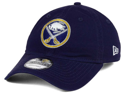 Buffalo Sabres New Era NHL Relaxed 9TWENTY Strapback Cap