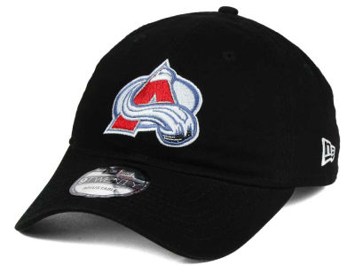 Colorado Avalanche New Era NHL Relaxed 9TWENTY Strapback Cap