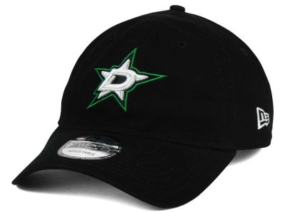 Dallas Stars New Era NHL Relaxed 9TWENTY Strapback Cap