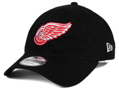 Detroit Red Wings New Era NHL Relaxed 9TWENTY Strapback Cap
