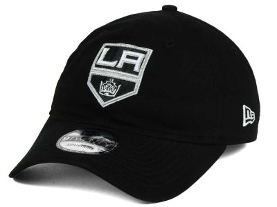 Los Angeles Kings New Era NHL Relaxed 9TWENTY Strapback Cap