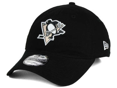 Pittsburgh Penguins New Era NHL Relaxed 9TWENTY Strapback Cap