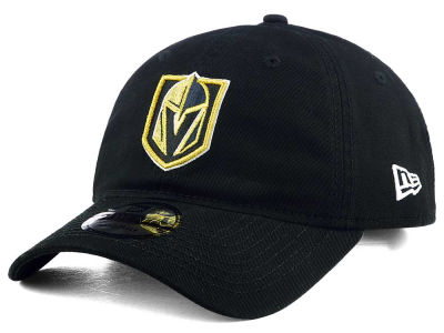 Vegas Golden Knights New Era NHL Relaxed 9TWENTY Strapback Cap