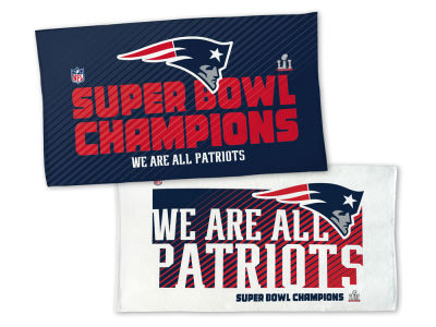 New England Patriots Event Locker Room Towel