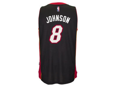Miami Heat Tyler Johnson adidas NBA Men's New Swingman Jersey