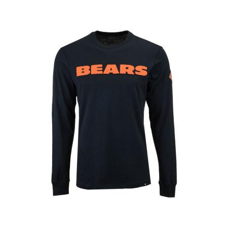 Chicago Bears '47 NFL Men's Fieldhouse Long Sleeve T-Shirt