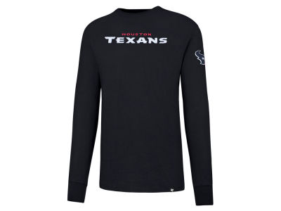 Houston Texans '47 NFL Men's Fieldhouse Long Sleeve T-Shirt