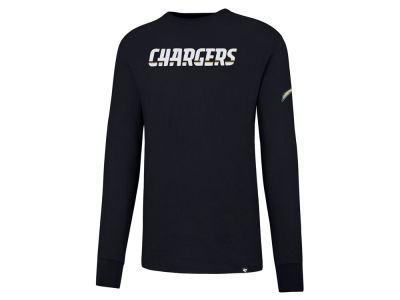 Los Angeles Chargers '47 NFL Men's Fieldhouse Long Sleeve T-Shirt