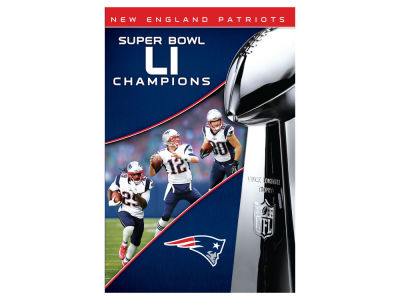 New England Patriots Event DVD