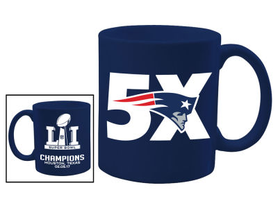 New England Patriots 15 oz Coffee Mug-EVENT