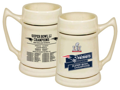 New England Patriots Stein - EVENT