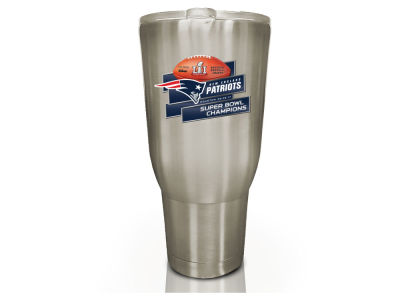 New England Patriots Stainless Steel Tumbler - Event