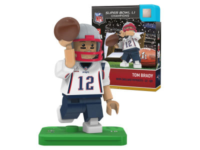New England Patriots Tom Brady Event Champs OYO Figure