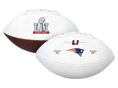 New England Patriots Event Mini Football