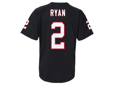 Atlanta Falcons Matt Ryan Outerstuff NFL Youth Name & Number Performance T-Shirt