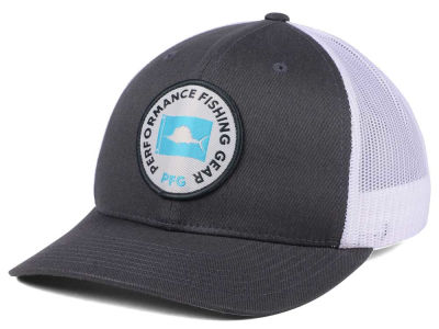 Columbia PFG Trucker Patch Cap