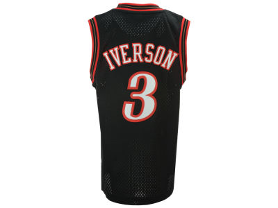 Philadelphia 76ers Allen Iverson NBA Youth Retired Player Swingman Jersey