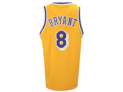 Los Angeles Lakers Kobe Bryant Nike NBA Youth Retired Player Swingman Jersey