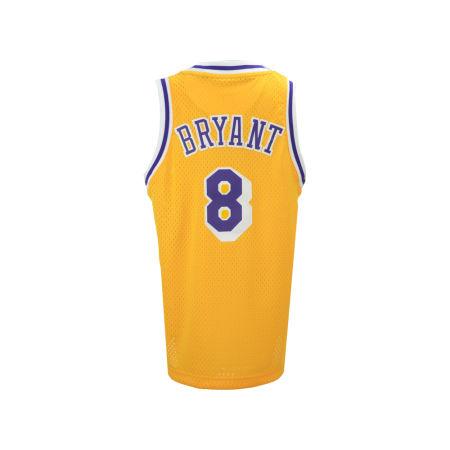 Los Angeles Lakers Kobe Bryant NBA Youth Retired Player Swingman Jersey