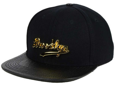 Brooklyn Dodgers Pro Standard MLB Team Metal Strapback Cap