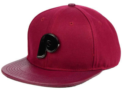 Philadelphia Phillies Pro Standard MLB Team Metal Strapback Cap