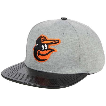 Baltimore Orioles Pro Standard MLB Team Heather Strapback Cap