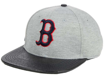 Boston Red Sox Pro Standard MLB Team Heather Strapback Cap
