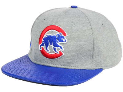Chicago Cubs Pro Standard MLB Team Heather Strapback Cap