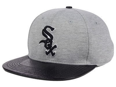 Chicago White Sox Pro Standard MLB Team Heather Strapback Cap