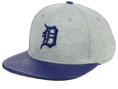 free shipping 1aef8 eddcf Detroit Tigers Pro Standard MLB Team Heather Strapback Cap