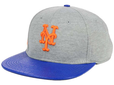 New York Mets Pro Standard MLB Team Heather Strapback Cap