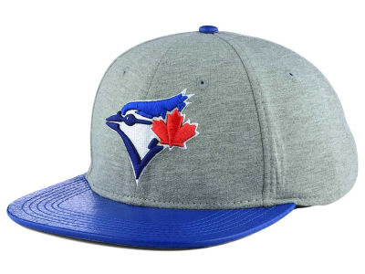Toronto Blue Jays Pro Standard MLB Team Heather Strapback Cap
