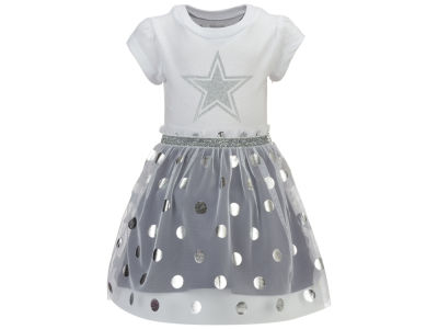 Dallas Cowboys DCM NFL Newborn Girls Claudia Dress