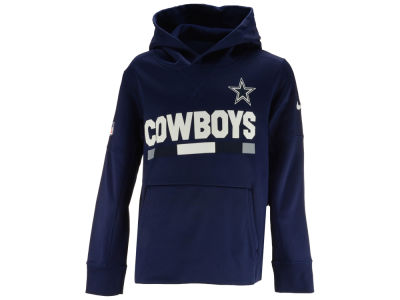 Dallas Cowboys DCM NFL Youth Pullover Circuit Fleece Hoodie