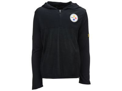Pittsburgh Steelers Under Armour NFL Youth Combine Tech Hoodie